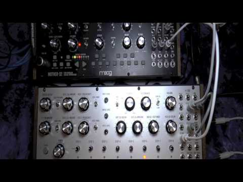 Moog DFAM - Drummer From Another Mother
