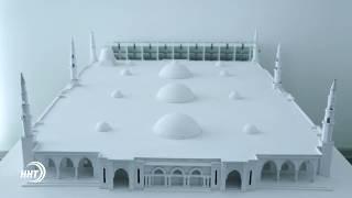 Духовно-просветительский центр им. Пророка Исы мир ему, строится для блага всех дагестанцев