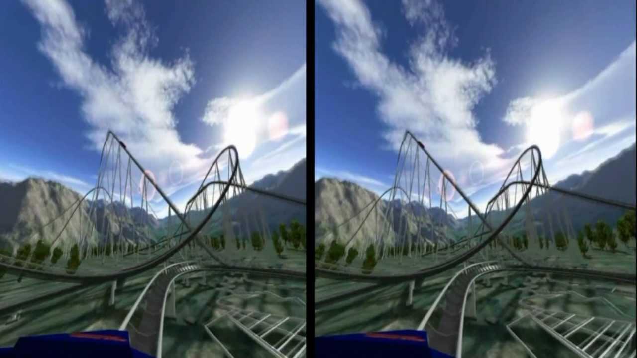 achterbahn simulator 2009 demo