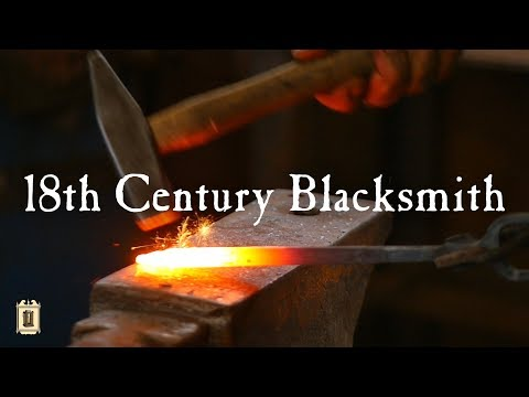 A Blacksmith's Passion - Creating Old From New