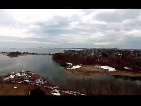 Quincy Massachusetts Aerial