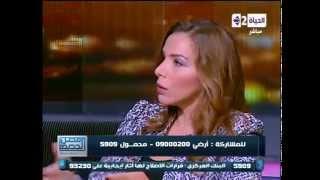 مصر الجديدة - مؤلفة كتاب مطلقة وأعول : نسبة الطلاق العالية فى مصر ليس سببها التعليم بل بسبب الثقافة