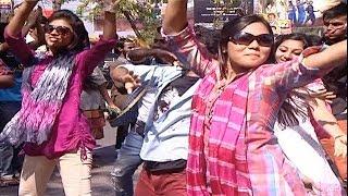 ICC 2014 World Cup T20 Flash Mob, Sher-e-Bangla Agricultural University (SAU) Dhaka HD