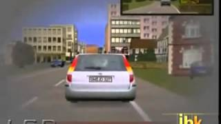 Rent a Pocher - Betrunken Autosimulator