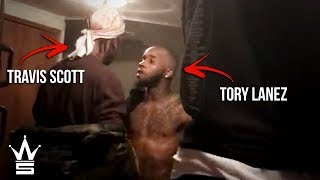 Travis Scott & Tory Lanez Heated Argument Almost Turns Into A Fight! (WSHH Exclusive Footage)