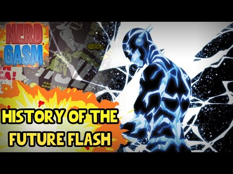 History of the Future Flash (Future Barry Allen) | Future Flash vs The Flash (Savitar True Identity)