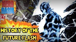 History of the Future Flash (Future Barry Allen) | Future Flash vs The Flash (Savitar True Identity)