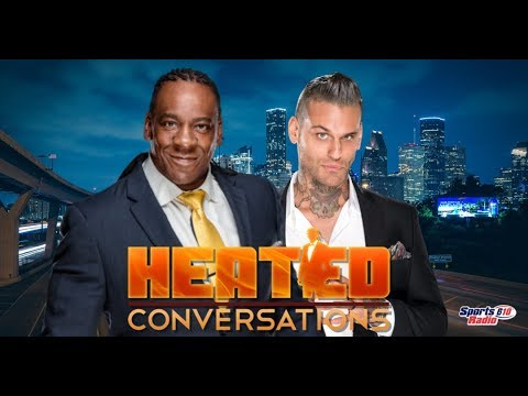 Booker T Clears the Air with Corey Graves (@WWEGraves @BookerT5X)