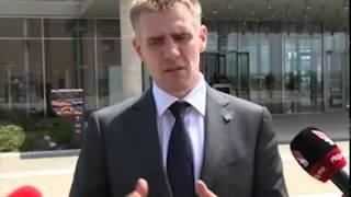 "Potpredsjednik Vlade Igor Lukšić na ministarskoj konferenciji ""EU - Zapadni Balkan"" u Solunu"