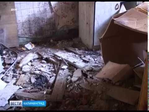 На переселение калининградцев из ветхого аварийного жилья выделено 90 миллионов рублей