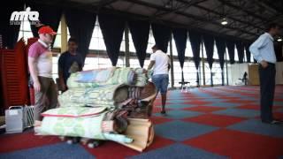 Preparation for the Jalsa Salana Mauritius 2014