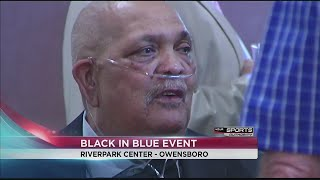 Black in Blue movie features tristate native
