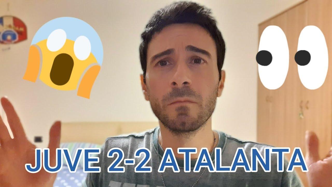 JUVE-ATALANTA 2-2: VE LA SPIEGO IN 47 SECONDI.