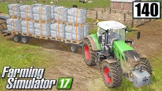 Wełna na sprzedaż - Farming Simulator 17 (#140)