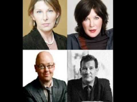 Aine Lawlor - Interview with Authors Carlo Gebler, John Boyne and M.J. Hyland