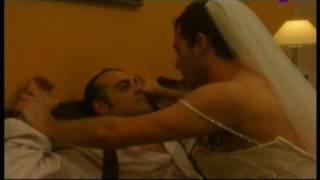 Gay kiss!(Greek Wedding)