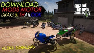 Download Mods Motor Drag Thailook GTA V Link Downloadnya
