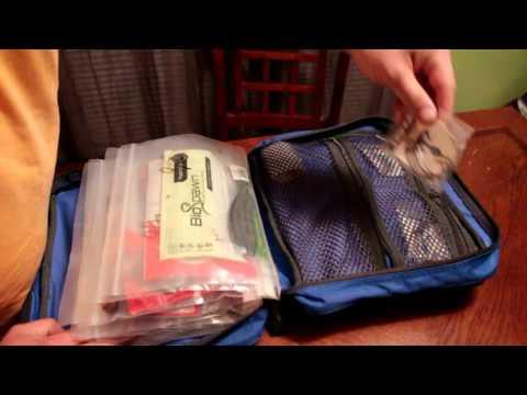 Perfect Bank Fishing Tackle Bag!