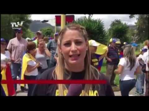 Marcha de los Libertadores en Venezuela