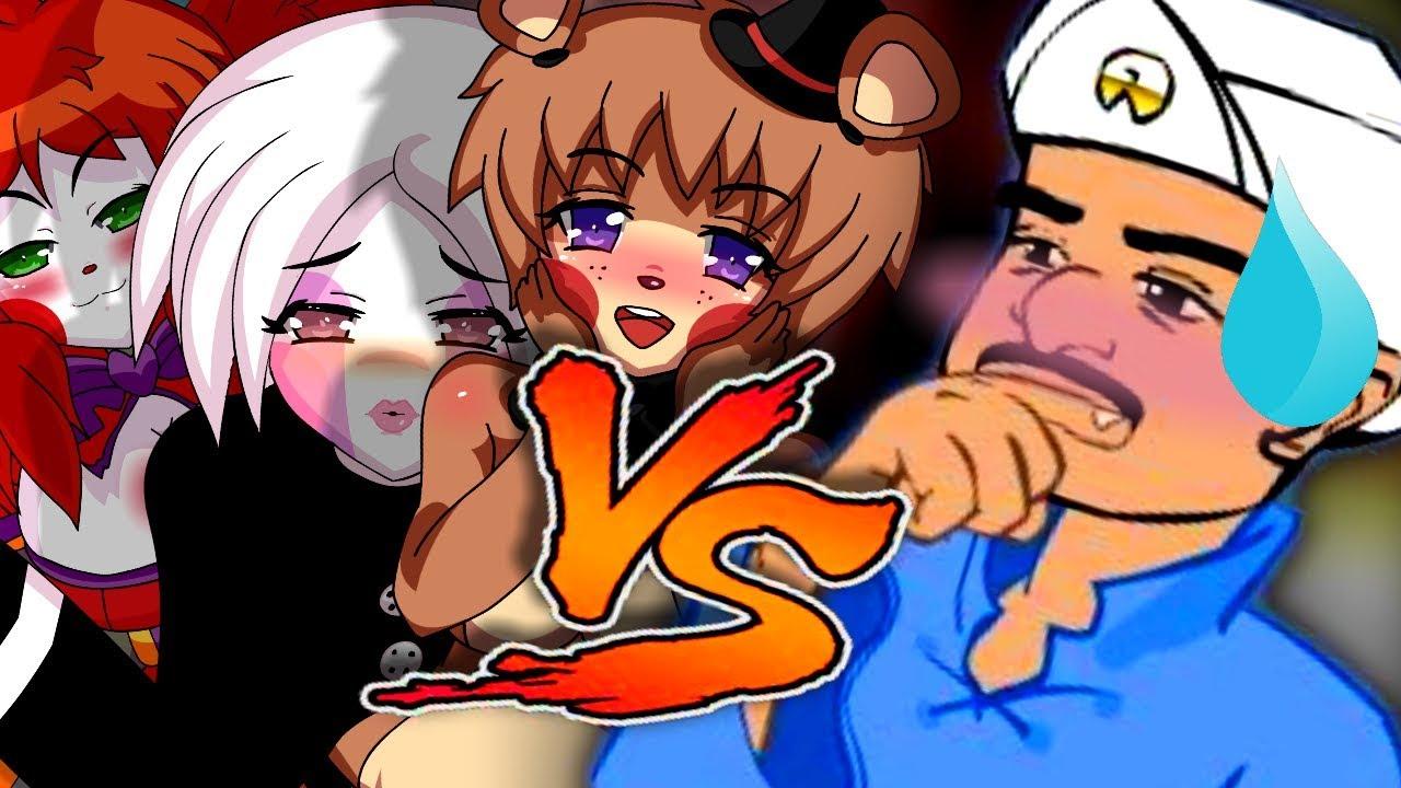 Fnia 2 five nights in anime vs akinator - mairusu :: let's play index