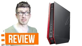 DER Gaming-PC für YouTuber? - Asus GR8 - Review