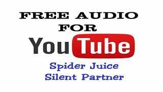 Spider Juice by Silent Partner - Alternative & Punk music- Free audio for Youtuber