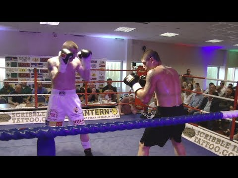 IBA Boxing - Mihai v Nikolay  - Harlow Stadium