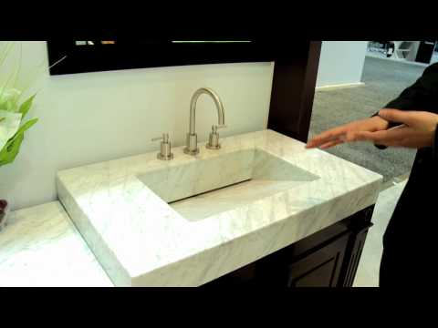 Design Element Luxury Bathroom Vanity - KBIS