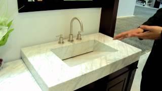 Design Element Luxury Bathroom Vanity - KBIS