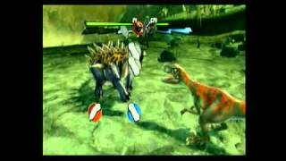 Battle of Giants: Dinosaur Strike (Wii) (Review Lagoon Quick Look)