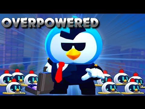 Mr P's new star power needs a hot nerf **FREE TROPHIES**