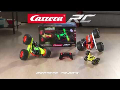Elektrisches Spielzeug Carrera RC Turnator Glow in the Dark