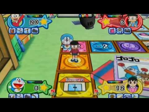 ABM: Doraemon Party Gameplay Room HD !!