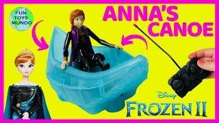 Frozen 2 Remote Control Anna Toy