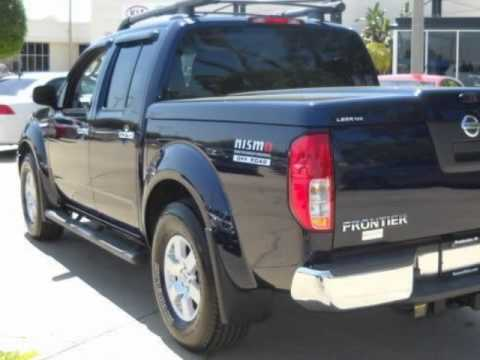 2008 nissan frontier crew cab nismo automatic youtube. Black Bedroom Furniture Sets. Home Design Ideas