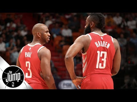 Tracy McGrady: Warriors might lose to Rockets in NBA playoffs | The Jump | ESPN