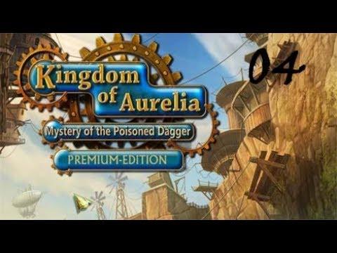 Kingdom of Aurelia - Mystery of the Poisoned Dagger PE - Walkthrough Part 04 |