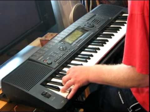 Yamaha psr 520 keyboard part 2 3 youtube for Yamaha keyboard parts