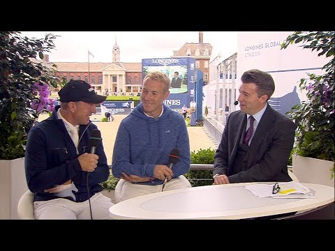 In the Studio LGCT London: Michael Whitaker and David Will