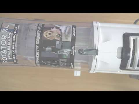 How to Change Filters for Shark Navigator Rotator Professional Upright Vacuum Model NV80 by VEVA