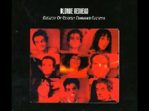 Blonde redhead mother