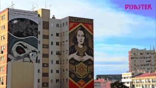 Timelapse Obey DFace Malaga