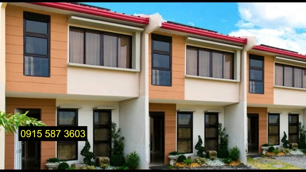 Urban Deca Homes Marilao Bulacan Townhouse Youtube
