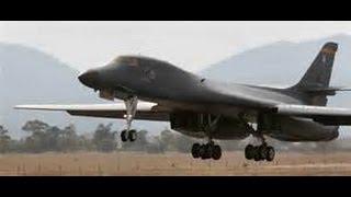 B-1 Bombers in Afghanistan - Last Sorties of Operation Enduring Freedom!