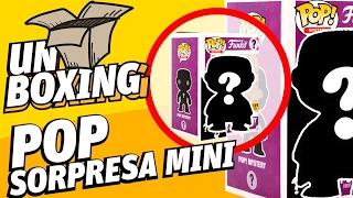 #Unboxing Mini Funko Pop Mystery