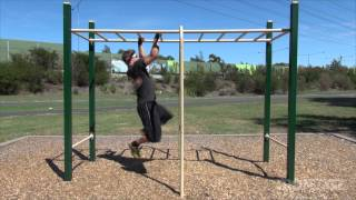 Spartan Race Training #5 - The Monkey Bars