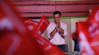 Spaniens Wahlsieger Sánchez: Erst feiern - dann schachern