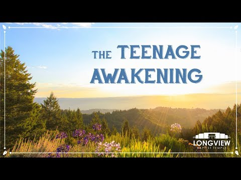 The Teenage Awakening - Sunday Evening Service 2/25/18 - Pastor Bob Gray II
