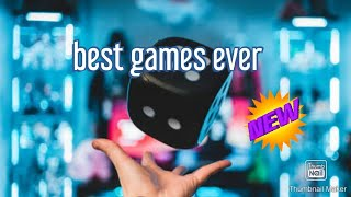 Top 5 cool games 🤫 that you must know