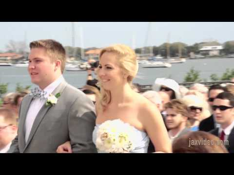 Riverhouse wedding video: St. Augustine Wedding Riverhouse
